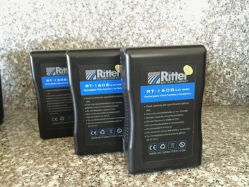 Rent: Ritter Brick Batteries