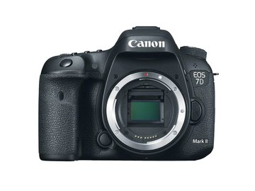 Rent: Canon 7D Mark II