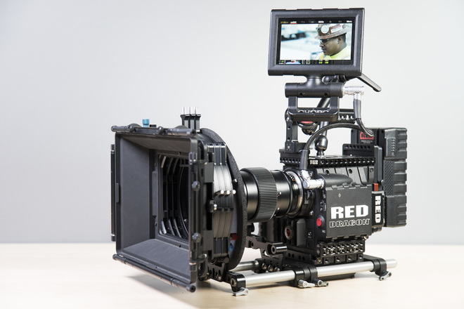 Red Epic Dragon 6K Pro Package