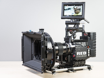 Rent: Red Epic Dragon 6K Pro Package