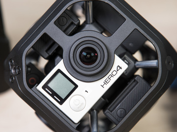GoPro Omni 6 camera 360 Kit - with / Live monitoring