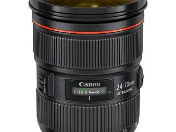 Canon EF 2.8 24-70