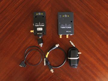 Rent: Teradek Bolt Pro Wireless SDI Transmitter/Reciever
