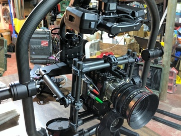 Rent: Freefly Movi Pro Gimbal Stabilizer Handheld Kit