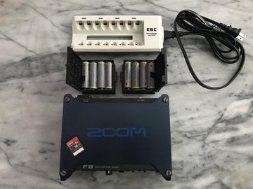 Rent: Zoom F8 MultiTrack Field Recorder