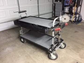 Rent: Filmtools Senior Camera Steadicam Cart