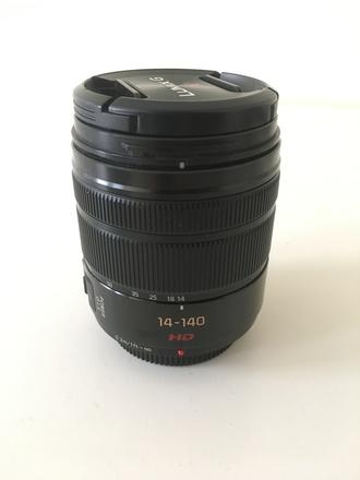 Panasonic Lumix 14-140 lens
