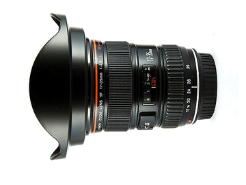 Rent: Canon 17-35mm f/2.8L USM Lens