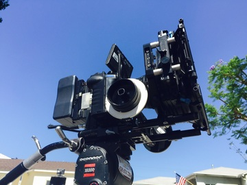 Rent: Red epic 5k