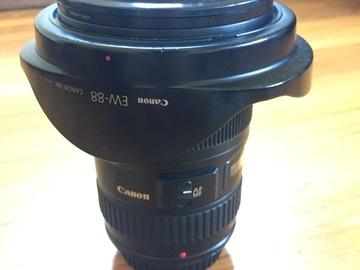 Rent: Canon EF 16-35mm f/2.8 MK II (L)
