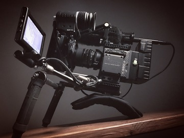 Rent: RED Weapon Helium 8K with Zeiss Super Speed Complete Package