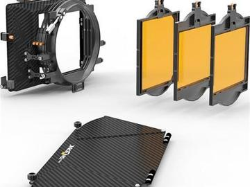 Rent: Bright Tangerine VIV 3-Stage Mattebox