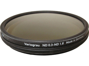 Rent: Heliopan 62mm Variable ND Filter