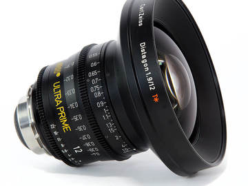 Rent: ARRI ULTRA PRIME LENS 12MM T1.9/12