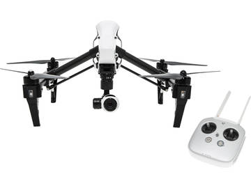 Rent: DJI Inspire 1 Quadcopter with 4K Camera Drone