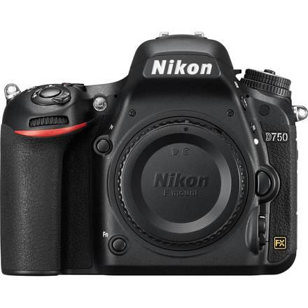 Nikon - D750 FX