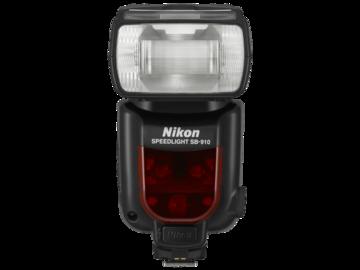 Rent: Nikon SB910