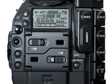 Rent: Canon C300 cinema camera