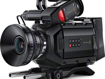 Rent: BLACKMAGIC URSA MINI 4.6K EF