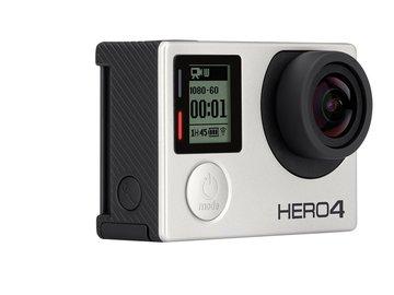 Rent: GoPro Hero 4 Silver + (4) Batteries