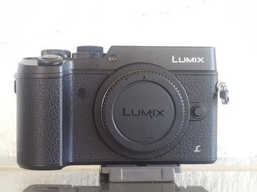 Rent: Panasonic Lumix GX8 (Body Only) w/extras