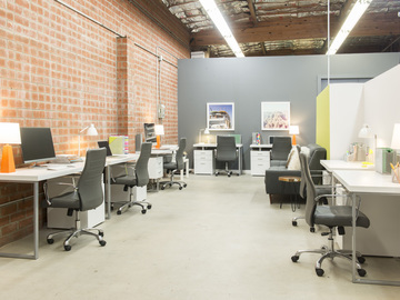 Rent: Creative Co-Working Space with Dedicated Desks ($515/mo)