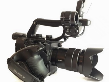 Rent: Sony FS5 4K Camera Package