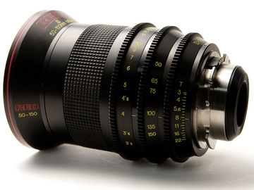Rent: RED Pro Zoom 50-150mm T3