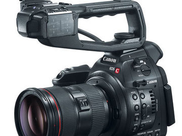 Rent: Canon C-100 Camera Package