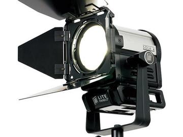 Rent: Litepanels Sola 4 LED Fresnel Light