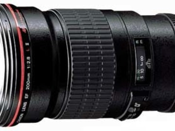 Rent: CANON EF 200mm 2.8L II USM