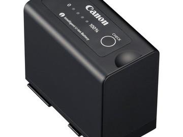 Rent: Canon C100 Batteries