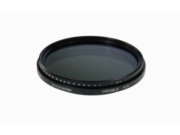 Rent: Promaster 82MM Digital HGX Variable Neutral Density Filter