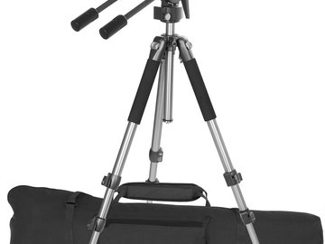 Rent: Ravelli AVT Professional 67-inch Video Camera Tripod