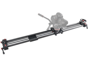 Rent: iFootage Shark S1 Slider w/ Extension Rods, Extra Flywheel