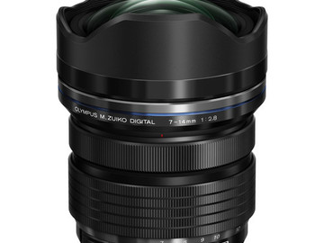 Rent: Olympus M.ZUIKO Digital ED 7-14mm f/2.8 PRO Lens