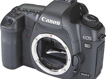 Rent: Canon EOS 5D Mark II