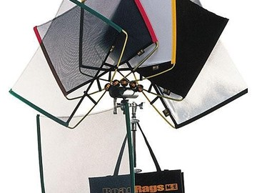 Rent: Travel C-Stand with Road Rag Kit