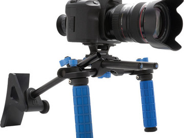 Rent: Redrock Micro theEvent DSLR 2.0 Hybrid Rig
