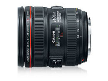 Rent: Canon EF 24-70 mm f/4L IS USM