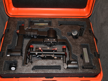 Rent: Came Argo (Ronin M) 3 Axis Gimbal