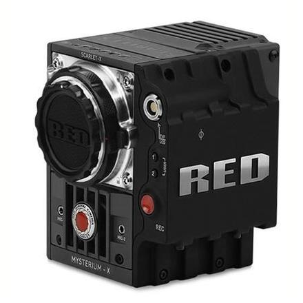 Red Scarlet Body