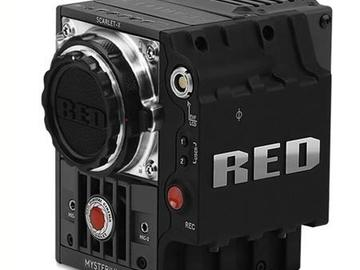 Rent: Red Scarlet Body