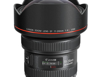 Rent: Canon EF 11-24mm f/4 L