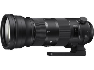 Rent: sigma 150-600mm sport