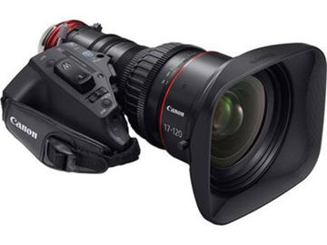 Rent: Canon CN7x17 KAS S Cine-Servo 17-120mm T2.95 (PL Mount)