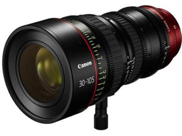 Rent: Canon 30-105mm T2.8  Telephoto Cinema Zoom Lens PL Mount