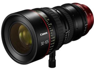 Rent: Canon 30-105mm T2.8  Telephoto Cinema Zoom Lens PL Mount