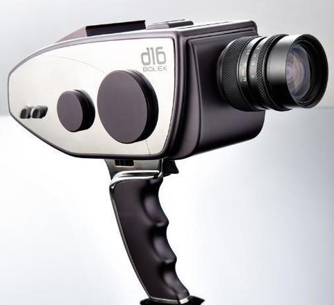 Digital Bolex D16 MFT Mount Cinema Camera w/ 17-68 Zoom