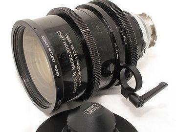 Rent: Canon 25-120 T2.8 PL K35 Vintage Macro Zoom
